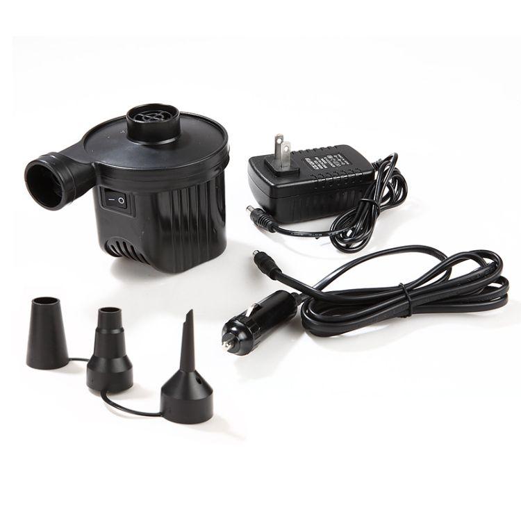 车载专用电动气泵车载充气机电动充气泵车载电动充气泵