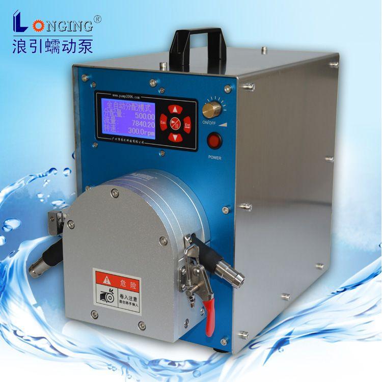 蠕动泵 大流量蠕动泵 BF300CG 3231Y 外加剂加药泵  浪引蠕动泵