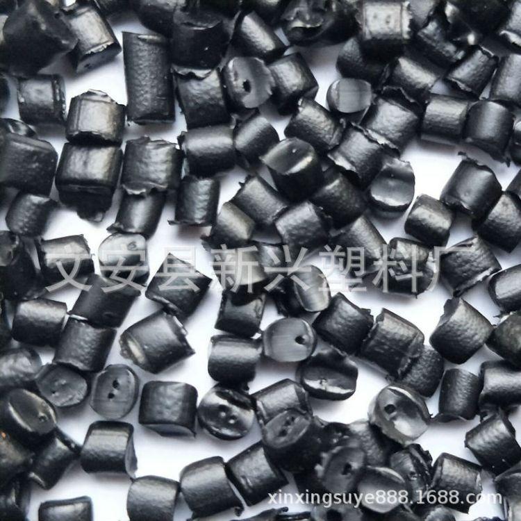 HDPE钢带增强螺旋波纹管颗粒 HDPE钢带增强螺旋管颗粒