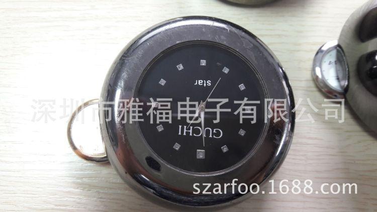 水杯盖表心 表头 表胆 钟胆 钟头 工艺品表头 冰箱贴表 磁铁手表