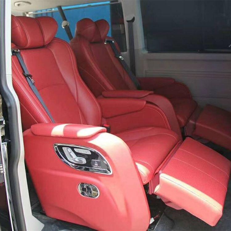 汽车座椅改装 改装电动座椅 汽车航空座椅 商务车改装豪华座椅