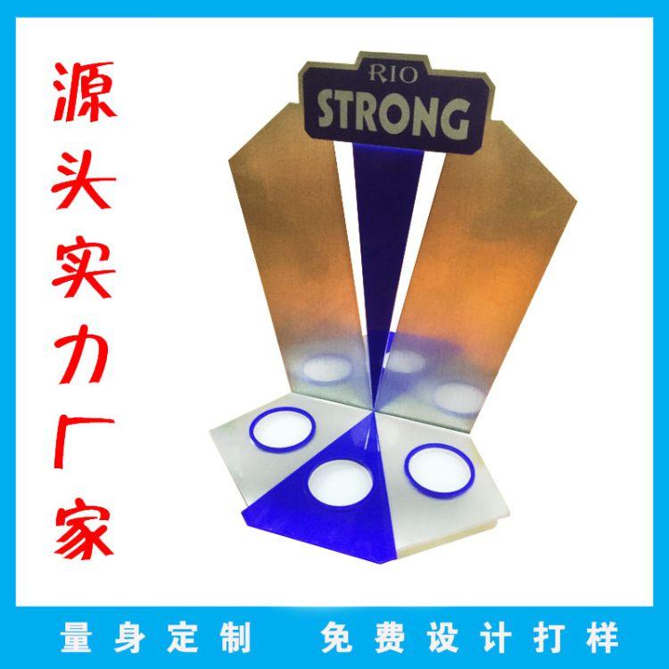 厂家定制亚克力桌面展示架 亚克力文具展架 亚克力药品展架