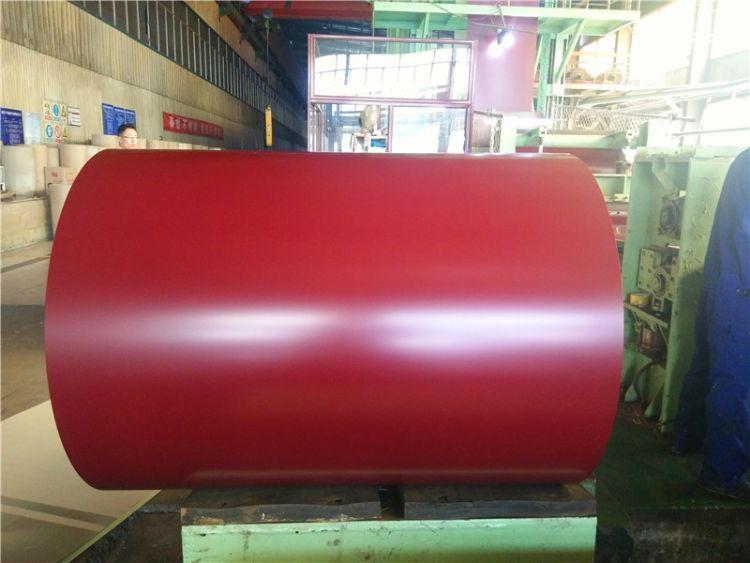 淄博浦阳优质彩涂板 印花板 覆膜板 彩铝板 0.18mm-1.0mm
