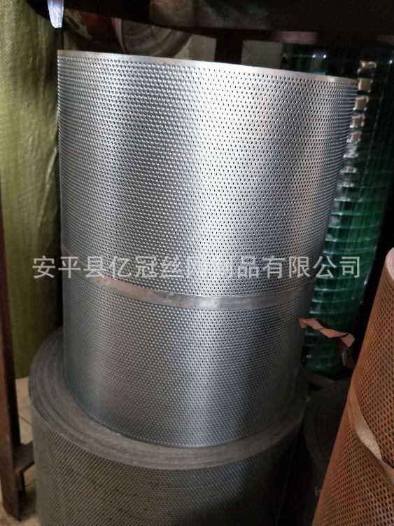 厂价直销冲孔网过滤网黑丝布过滤网不锈钢过滤网塑料颗粒过滤筛网