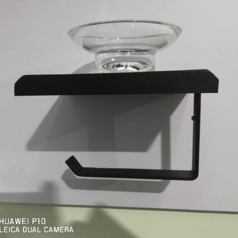 合金钢卫浴多功能单层京林五金批发供应 不锈钢置物架