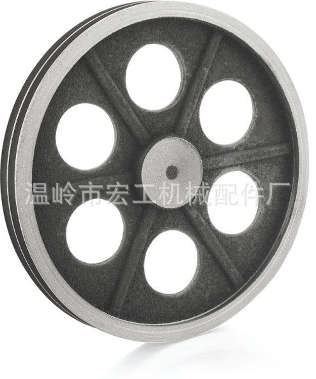 供应铸铁三角皮带轮 异型三角皮带轮 可调节 三角皮带轮定做加工