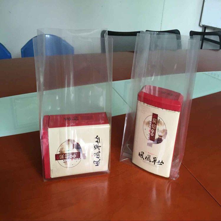 厂家直供pe方底袋 透明pe平口胶袋 透明自粘opp胶袋 卡头自粘袋