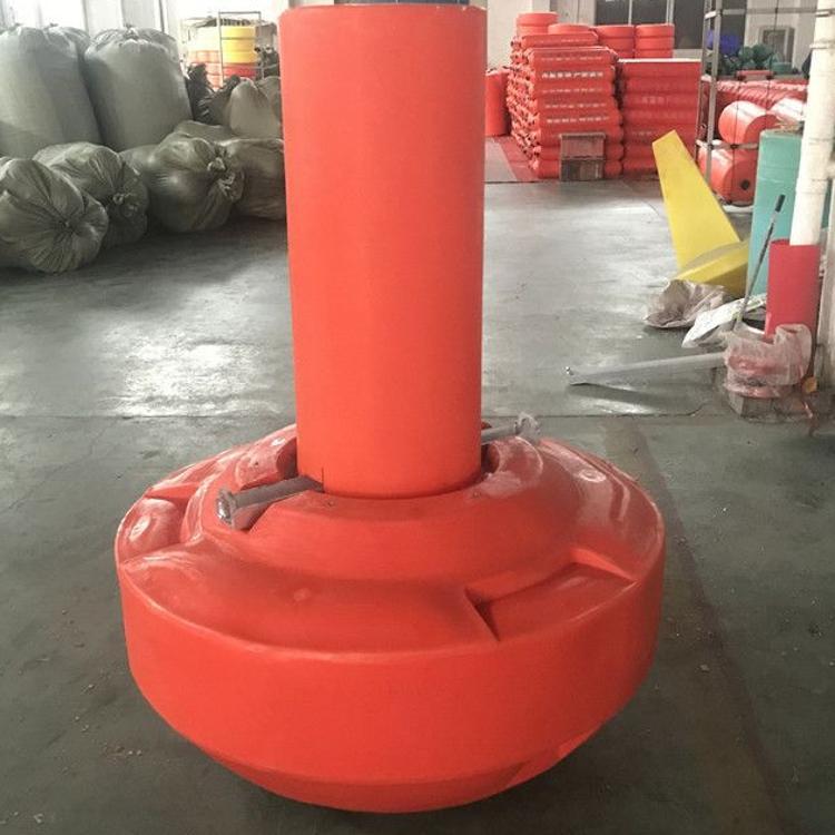 海上防撞塑料航标航道禁航浮标产品介绍