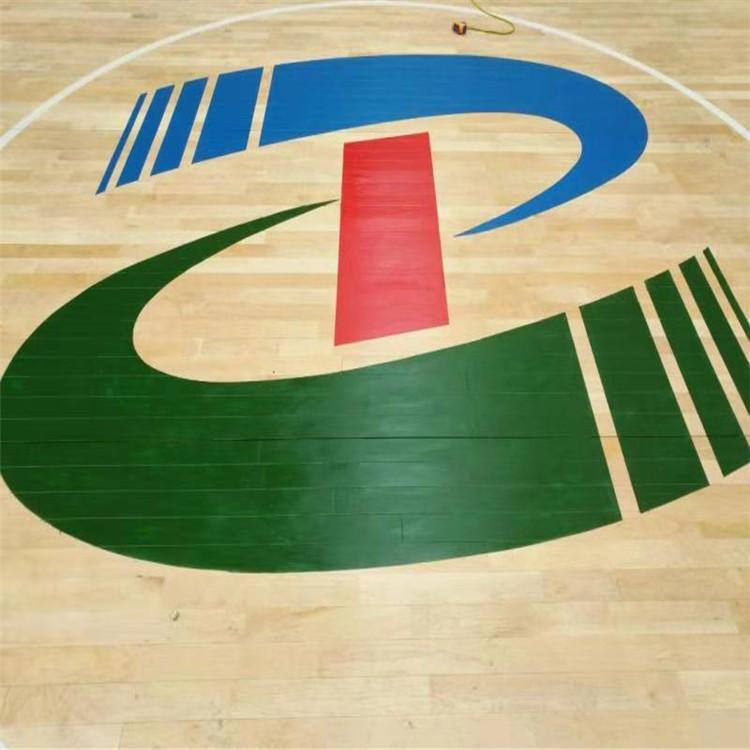 大量供应 枫桦木 体育场馆 实木运动木地板 运动木地板价格