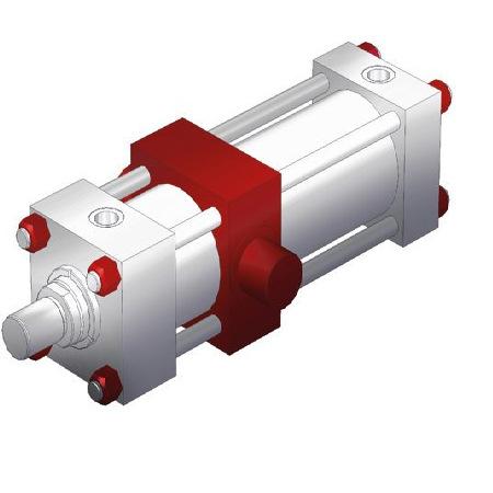 HAINZL 液压缸 液压元件  ISO 6022 标准缸