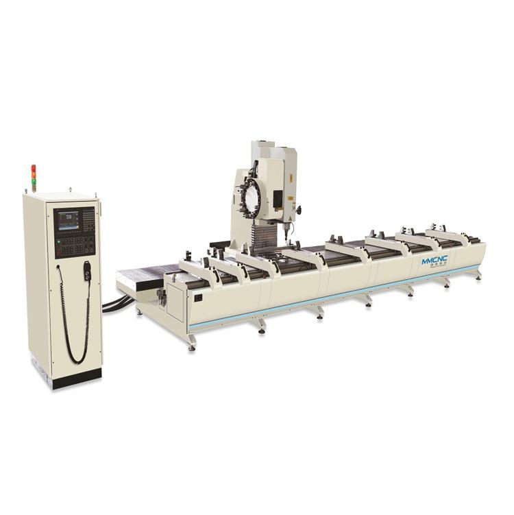 厂家直销明美铝型材加工中心设备 工业铝设备 铝型材加工中心设备