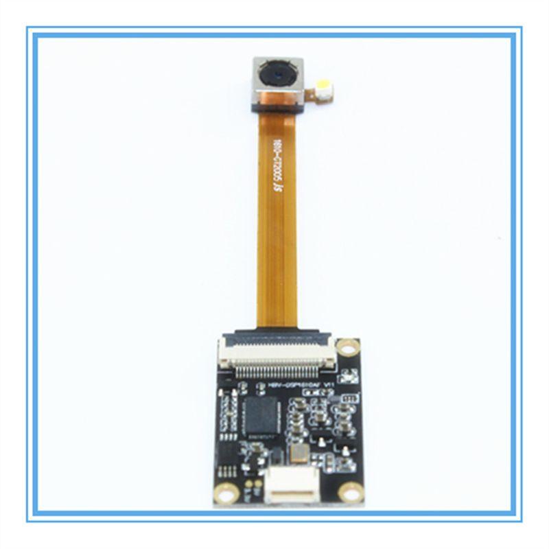 带闪光灯200万像素自动对焦 FPC排线安卓UVC协议数码摄像头模块