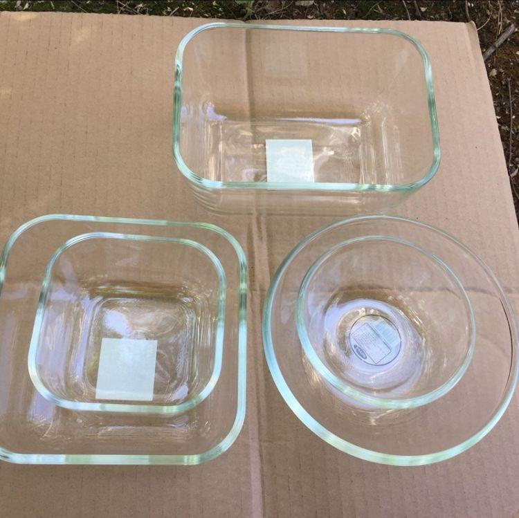 厂家特价除理玻璃保鲜盒、韩国代工玻璃饭盒玻璃碗便当盒