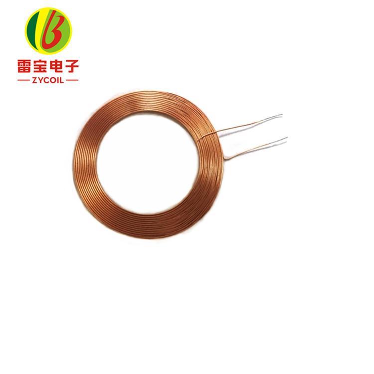 雷宝电子东莞厂家专业生产 电感线圈 空心线圈感应线圈可加工订制