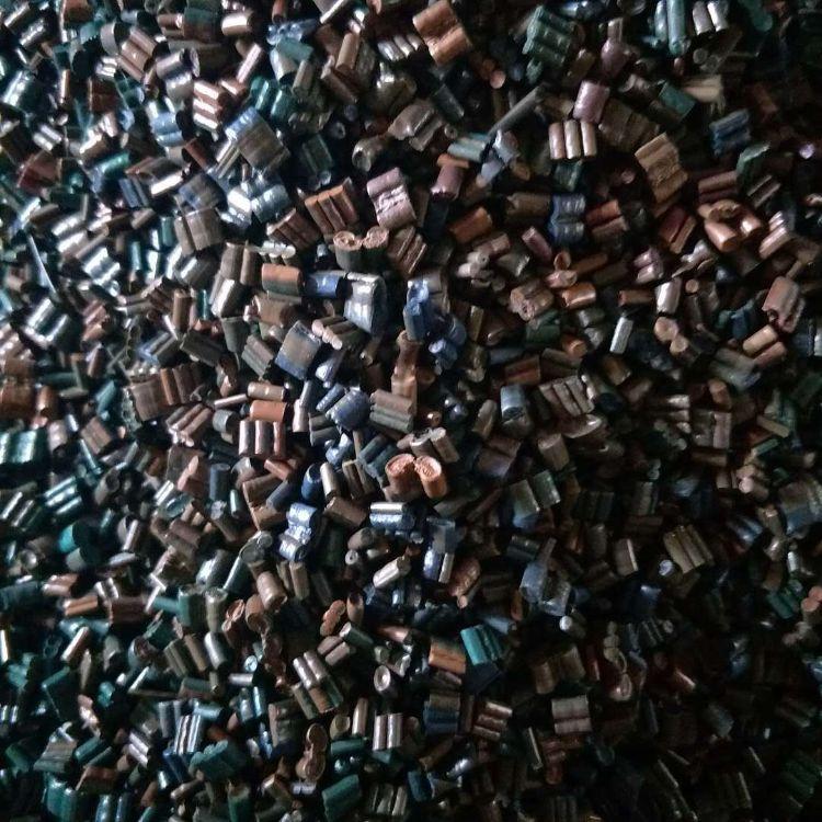 工厂直销 杂色pp再生料 塑料再生料 花色PP塑料颗粒
