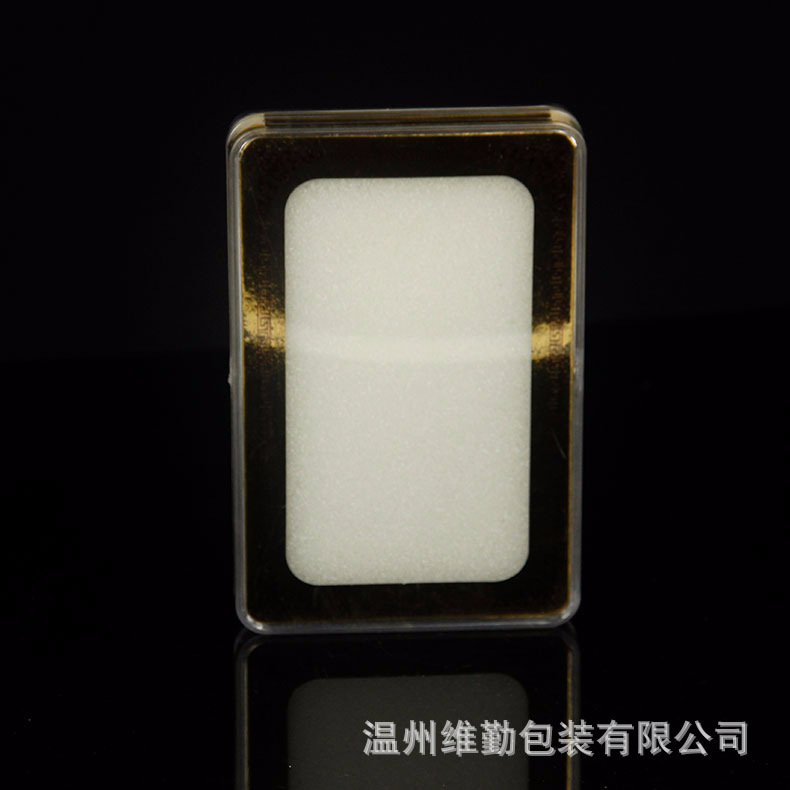 厂家直销亚克力方盒 高丽参片天麻补品盒 定制亚克力塑料通用盒子
