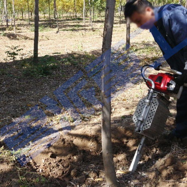 鲁派苗木挖树机大功率起树移树断根移植机多功能带土球起树挖树机