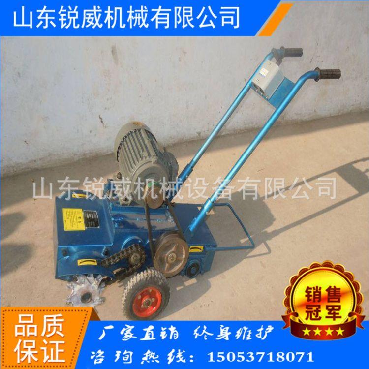 建筑工地抓地机高效率小型地面清灰机汽油清灰机高速清灰机清