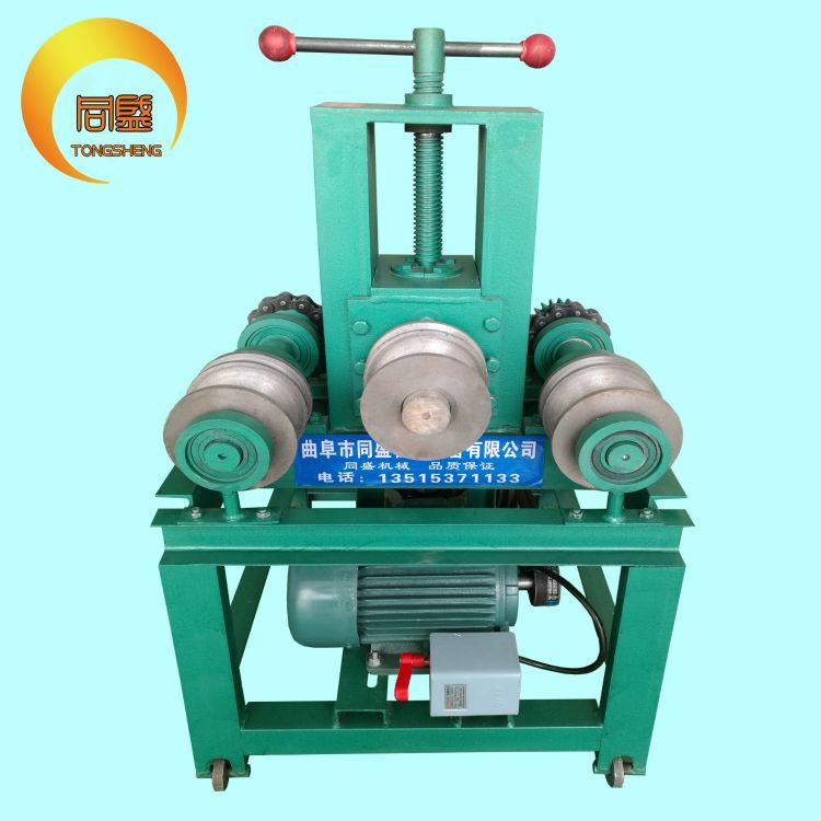电动弯管机 76多功能弯管机 63圆方管折弯机 大棚小型弯圆机