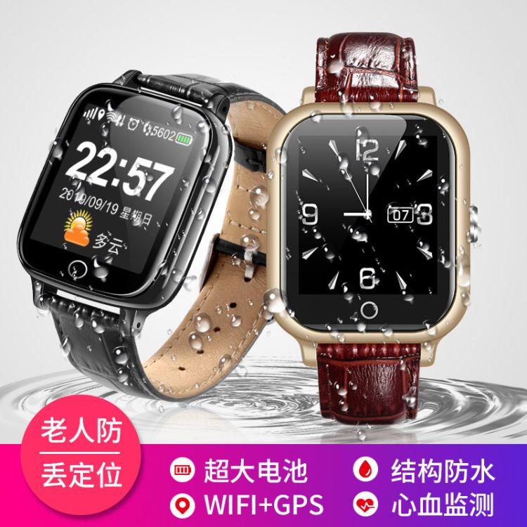 DS19新款监护腕表 支持协议对接腕表厂家 低功耗智能手表