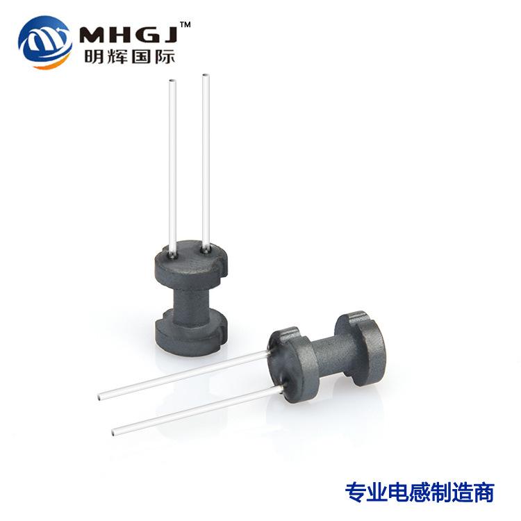 镁锌铁氧体 大功率磁芯 工字磁芯4*6 环保磁性磁芯 长短脚磁芯