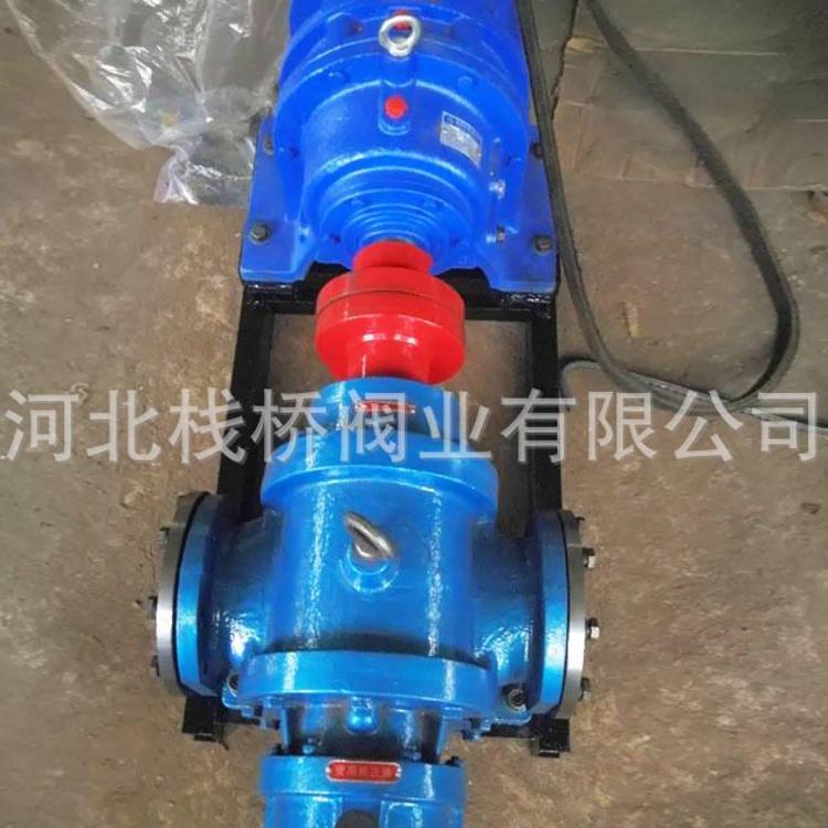 糖稀专用泵高粘度保温齿轮泵 专业生产高粘度转子泵糖稀泵