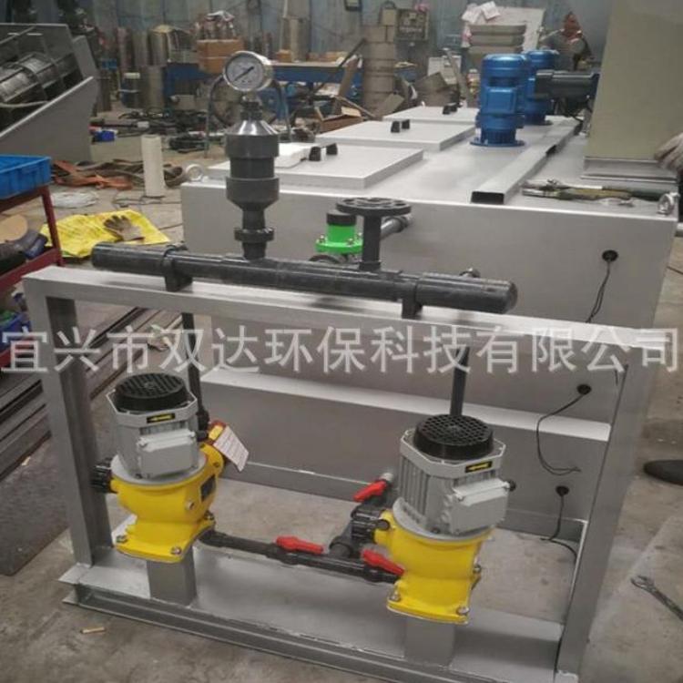 【厂家直销】PAM加药装置 自动加药装置 三槽式加药装置 pampac