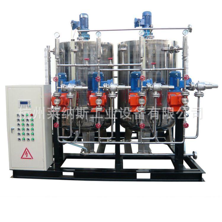 厂家生产液压加药装置 电动加药装置 全自动成套加药装置