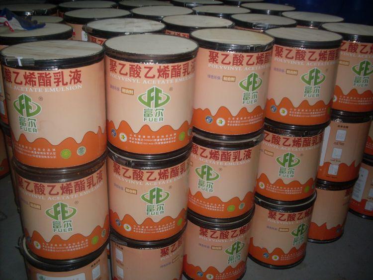【厂家直销】优质高固含量木工胶 工艺品胶 聚醋酸乙烯酯乳液
