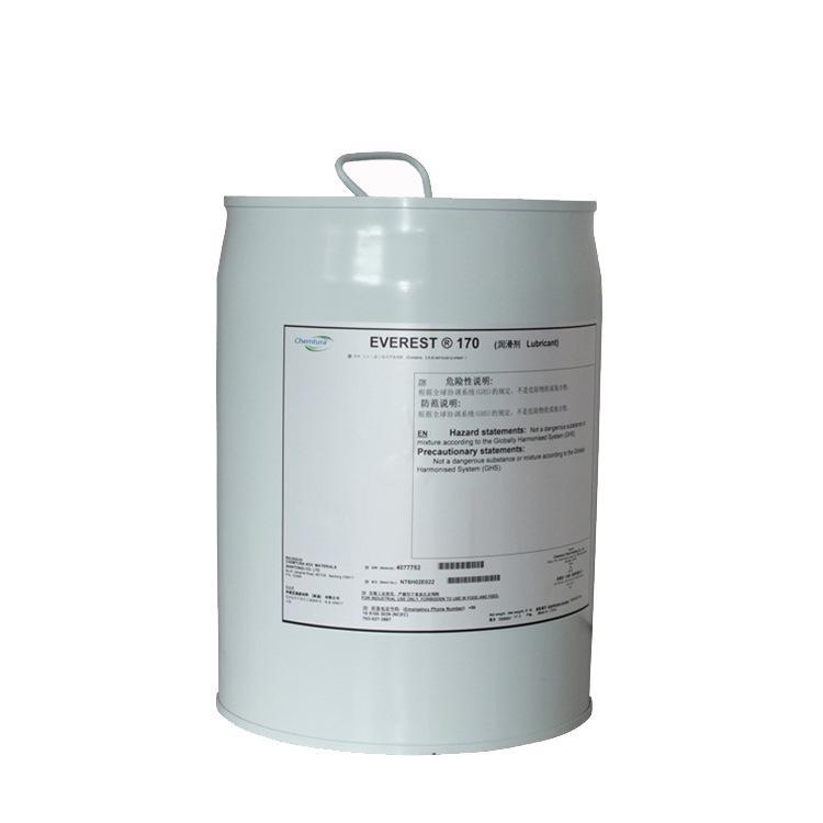 科聚亚170冷冻油 德国朗盛EVEREST170合成冷冻压缩机润滑油