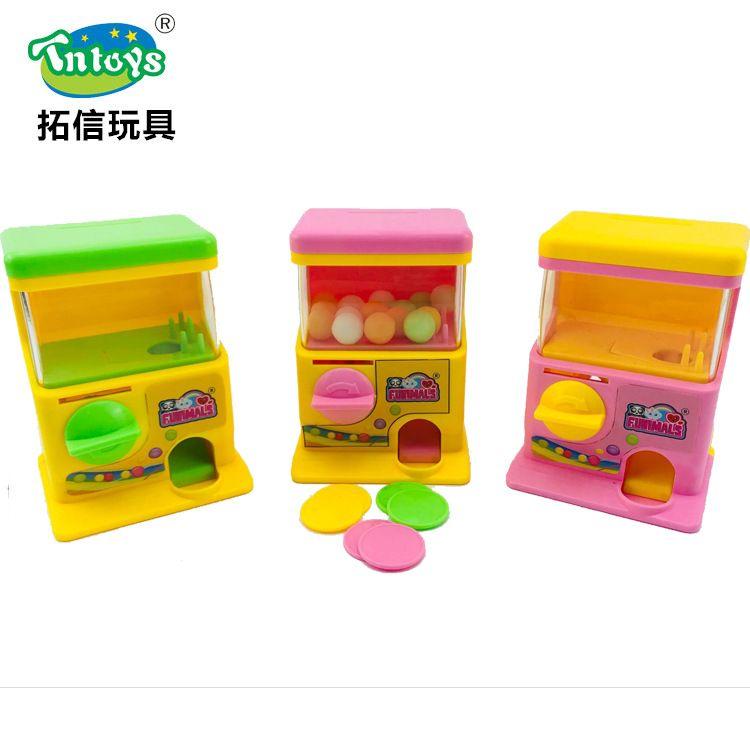 抖音同款投币扭糖机装糖机糖果机玩具儿童益智玩具