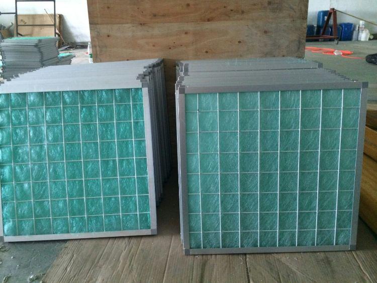 厂家直销 漆雾棉过滤器初效过滤器复网打折过滤器空调过滤器