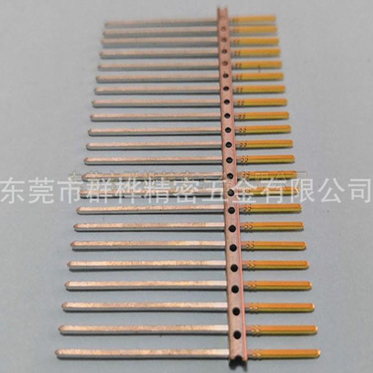料带式连续四方针  料带式圆针 料带式鱼眼针 厂家定制 一手货源