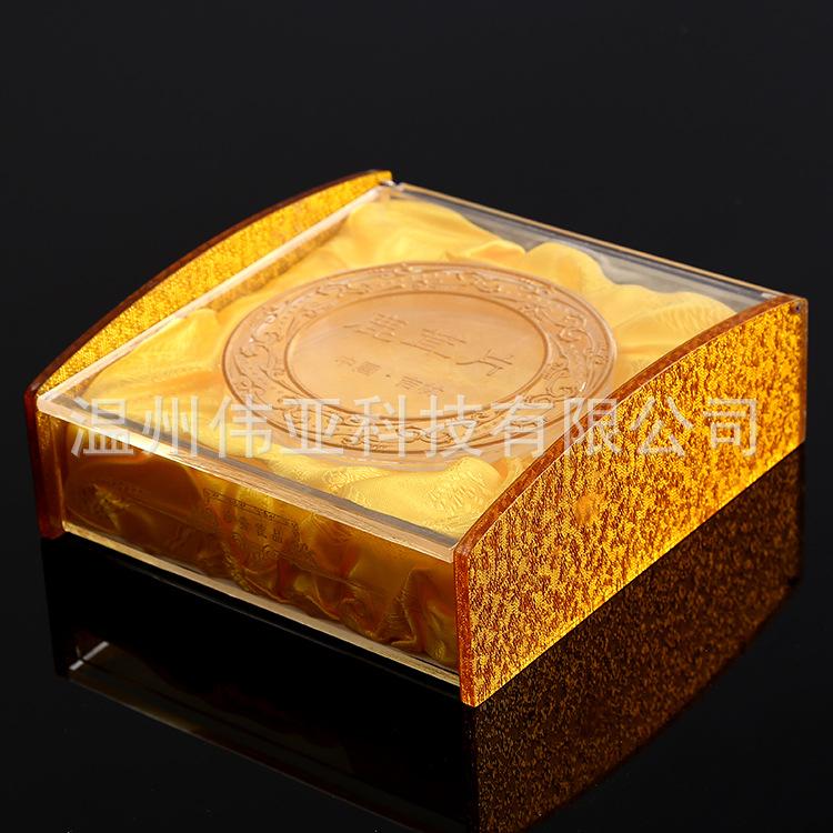 批发定做展示方形亚克力盒子 方形亚克力盒子 方形盒子
