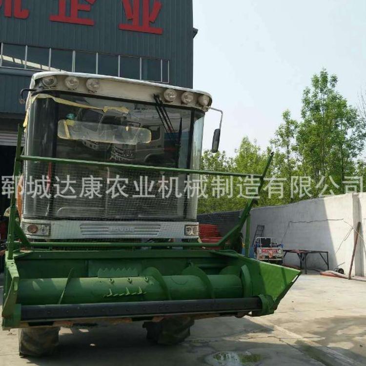 玉米秸秆收割机  畜牧饲料青储收割机 玉米联合收割机