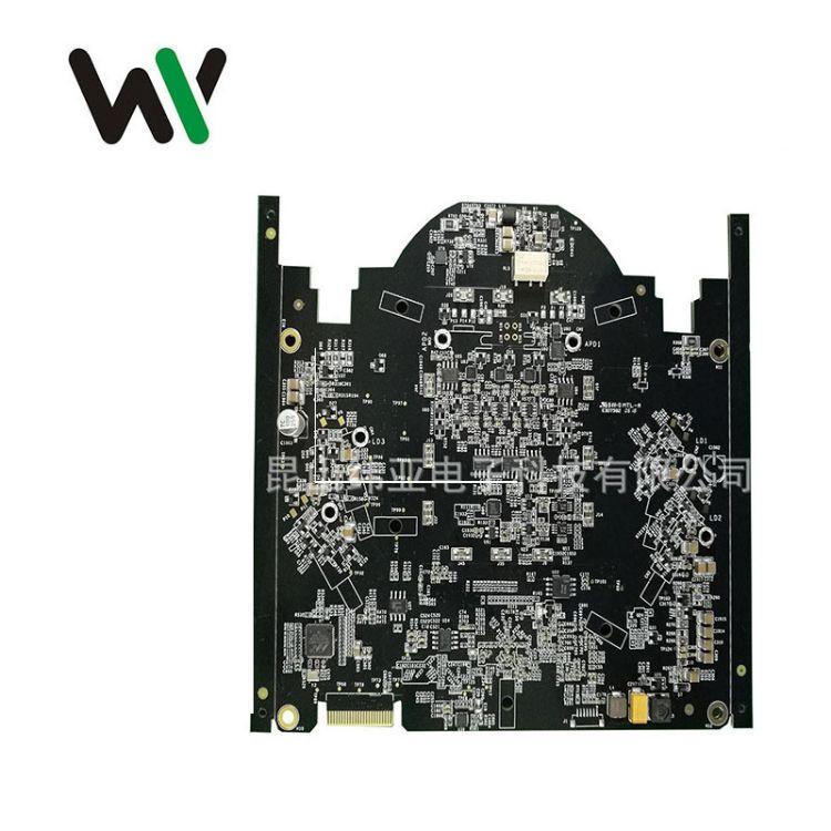 纬亚电子定制电路板设计 抄板原理图制作 SMT贴片加工PCB制作
