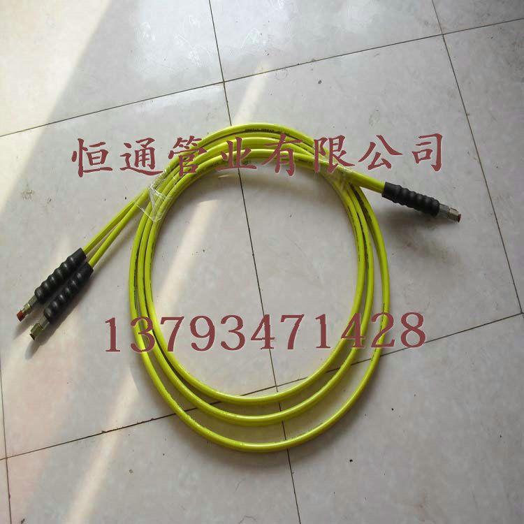 高压软管 恒通 高压软管  高压手动泵专用电动泵软管