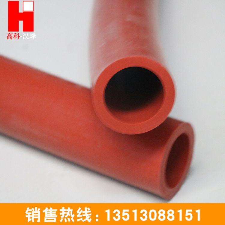 大量批发红色耐高温硅胶管 抗老化汽车改装硅胶管 大口径硅胶软管
