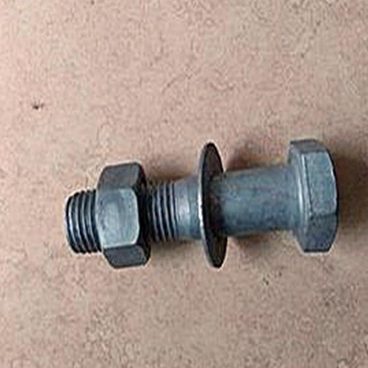 厂家定制 热镀锌螺栓  高强度螺栓 20*60螺栓 梯型螺栓