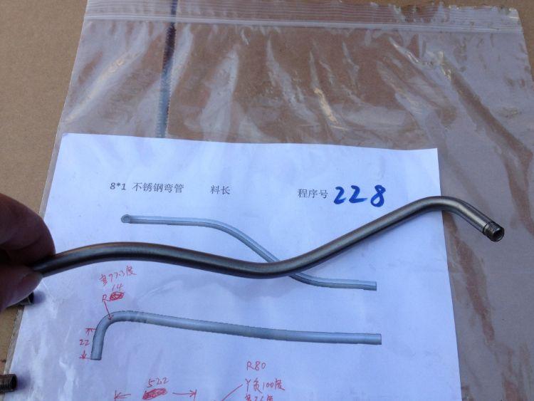 供应各类弯管加工 铜弯管加工厂 三维弯管 不锈钢弯管 管件成型