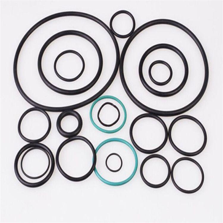 厂家直销 供应透明硅胶密封圈 透明密封圈 硅胶透明密封圈
