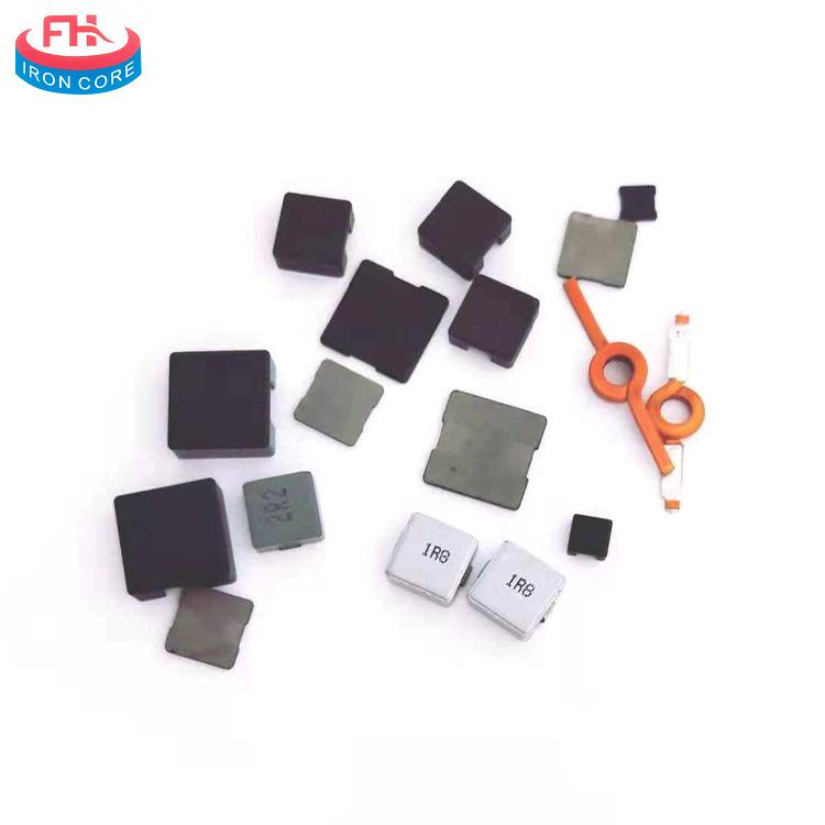 铁氧体磁环磁芯 变压器铁硅铝抗干扰磁环软磁材料 变压器磁芯