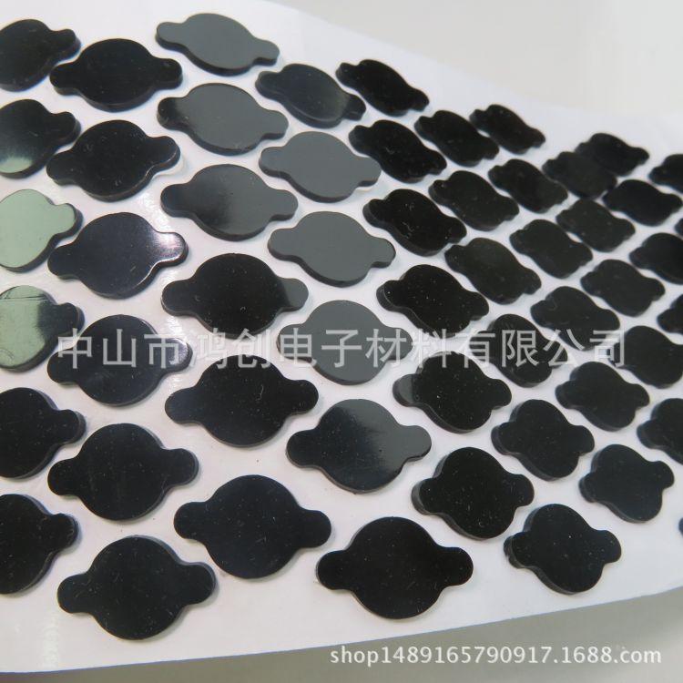 黑色硅胶垫 白色透明硅胶垫 硅胶防滑脚垫 透明硅胶密封垫圈