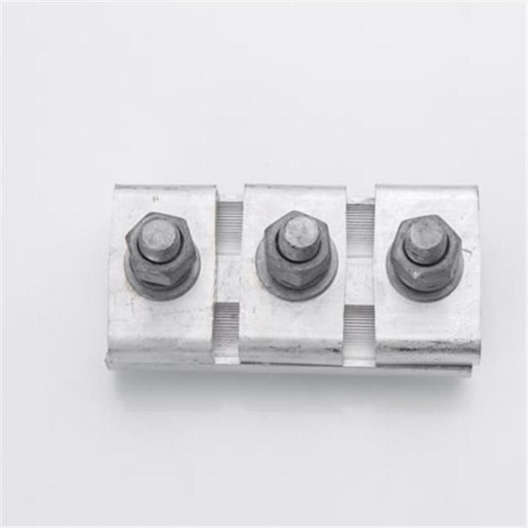 厂家直销电力金具JB 铝并沟线夹 铝合金热镀锌并沟线夹量大从优