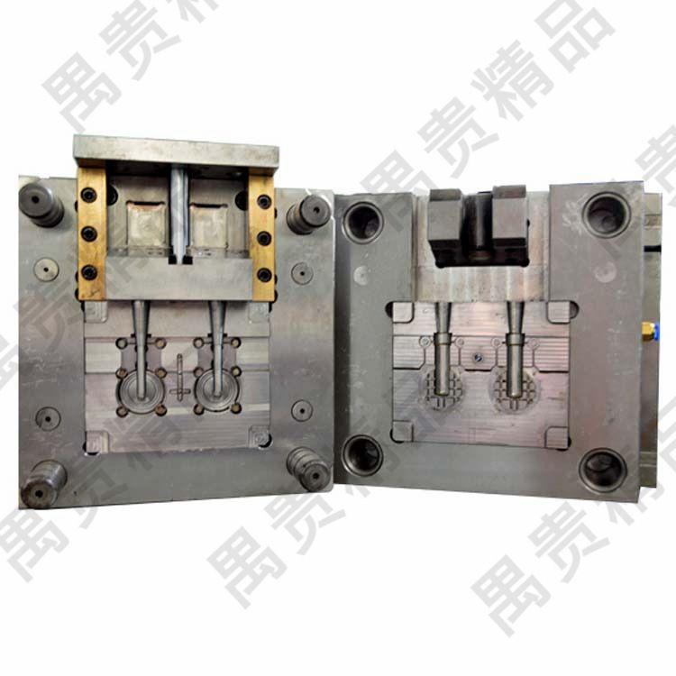 塑料模具 多型腔塑胶模具定制加工成型 广州塑胶模具设计制造加工