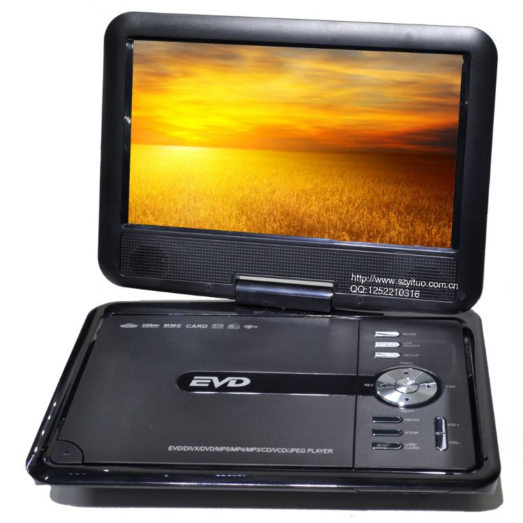portable dvd player 9 inch  移动DVD