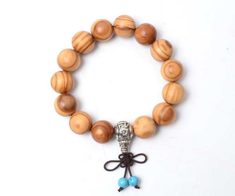 橄榄木创意手链手串 手工制作 BN0009