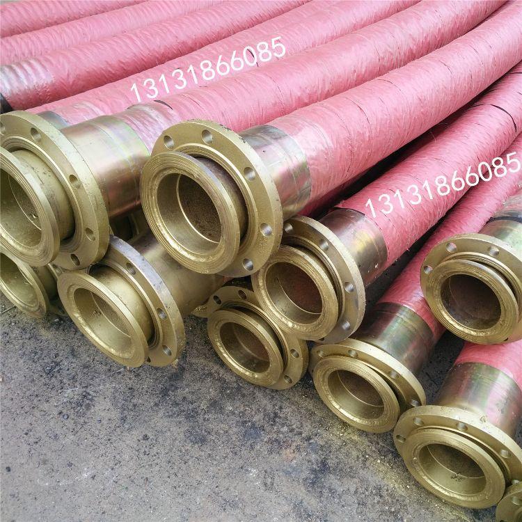 双层钢编高压风管 高压钢丝风管 100高压风水软管