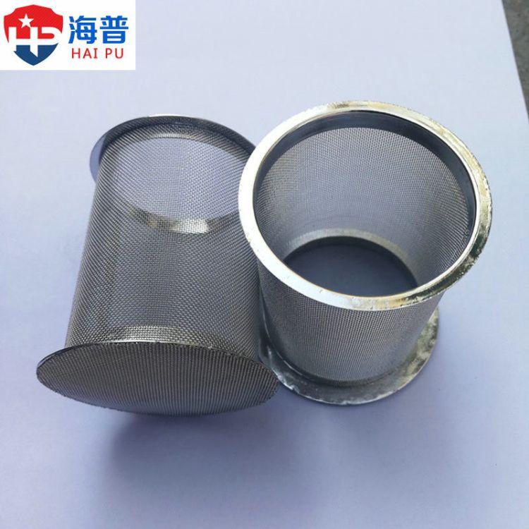 不锈钢丝网筒 304丝网滚焊焊接过滤网 编织网焊接过滤筒 滤筒现货