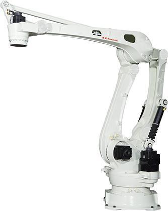川崎码垛机器人CP300L饲料码垛机器人化肥码垛饮料码垛纸箱码垛